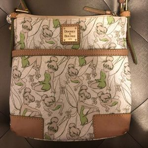 Disney Dooney & Bourke Tinkerbell Crossbody